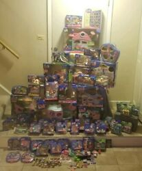 Littlest Pet Shop Huge Lot Boxes included  RARE dogs cats limited editions LPS
