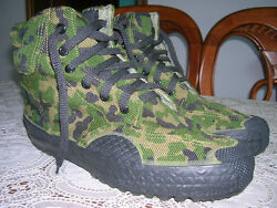 99's Series China Pla Army,air Force,2nd Artillery Woodland Camo Training Boots