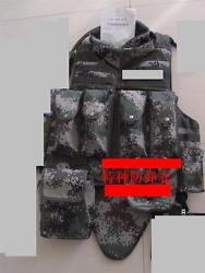 07and039s Series China Pla Special Forces Woodland Digital Camo Bullet-proof Clothes