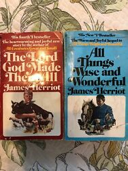 James Harriet Wise And Wonderful Lord God Made Them All Books