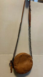 Frye Bag Washed Leather Style FCH0037 Brown $188.00 $99.00