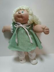 Vintage Original Cabbage Patch Doll 1978-1982 In Original Clothing 16tall