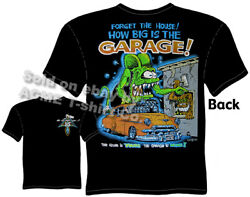 1950 Chevy Ratfink T Shirts 50 Forget The House Big Daddy Clothing Ed Roth Tee