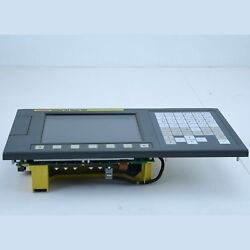 1pc Used Fanuc 0i Mate-md A02b-0321-b500 Tested It In Good Condition