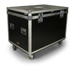 Whirlwind Cyclone Cc-ut 30x30x45 Concert Grade Utility Case Stage Theatre Usa