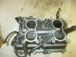 Yamaha 115hp 2 Stroke Outboard Intake Manifold With Reeds 6e5-13641-02-00