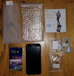 Zte Zfive 2 Z836bl Android Phone Tracfone And All Its Mvnos