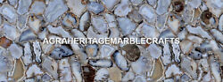 Marvelous Marble Furniture Best Decorative Wild Agate Inlay Outdoor Decor H5607