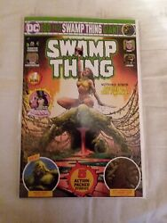 100 Page Swampthing Giant 1high Grade Copy And Key Book Cgc Ready
