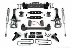 Bds 6 Lift Kit With 4 Rear Lift Block And Fox Shocks For 2015-2020 Ford F150 2wd