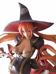 Witch Girl 1/6 Scale Pvc Figure Questioners [japan]