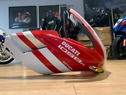 Ducati 848/1098/1198 Race Body Work With Tank Complete