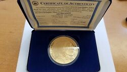 2014 50 Gold Buffalo Tribute Proof , Total 4.1 Troy Oz .999 Pure Silver
