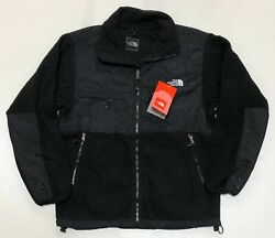 The North Face Denali Men's Jacket Brand New Fleece Jacket Black Free Shipping