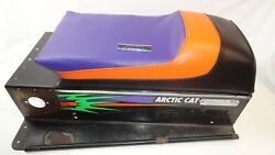 Kitty Cat Snowmobile Seat Cover only 3 Piece 3 color Vinyl Staple on cover