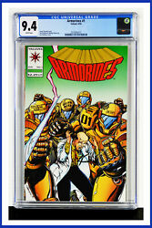 Armorines 1 Cgc Graded 9.4 Valiant 1994 White Pages Comic Book