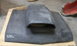 71-78 Ford Pinto Showcars Fiberglass Bolt On Hood With 8 Pro Stock Scoop
