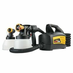 Wagner Spraytech 0529031 Black Motocoat Complete Car And Truck Paint Sprayer R