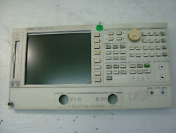 Hp Agilent 8753es Front Panel 2 Ports With New Lcd Patentix Ltd
