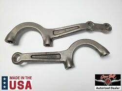 Super Bell Forged Dropped Steering Arm Set For 1928-34 Ford Plain