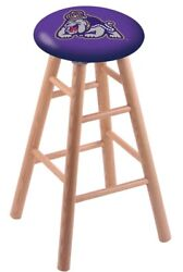 Holland Bar Stool Co. Oak Counter Stool In Natural Finish With James Madison ...