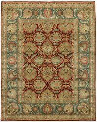 One-of-a-kind Handwoven Traditional Rug 12'1 X 15'