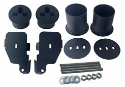 Air Ride Suspension Front And Rear Bag Brackets For 1965-70 Chevy Impala