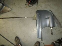 Yamaha 225hp 4 Stroke Outboard Lower Unit With 30 Shaft