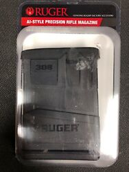 Ruger Mag Ai-style 308win 10rd Poly. Ruger Bolt Action. Read Description