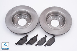 Opel Astra J 2012 2013 2014 2015 Pads Brake Discs F1645 Front 276mm Front