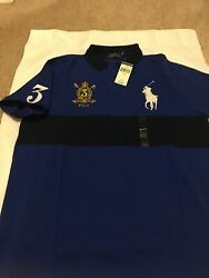 Mens Polo Size Large. 59.99 Free Shipping In Usa.