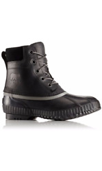Sorel Cheyanne Ii Mens Insulated Leather Winter Boots -25f/-32c Us Sizes 10.5