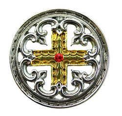 Eastgate Resource Engrailed Cross for the Meaning of Life Pendant $28.50