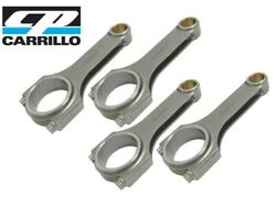 Carrillo Connecting Rod Set For Subaru Ej18/ej20/ej257 Wrx Sti Pro-h 3/8wmc