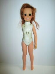 Ideal Crissy Proto Type Doll Rare One Of A Kind Prototype