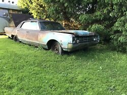 Parting Out 65 Oldsmobile 98 Speedometer Olds Ninety Eight Parts