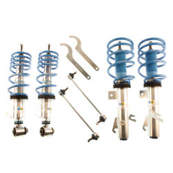 Bilstein B16 For 2007 Mini Cooper Base Front And Rear Performance Suspension Sys