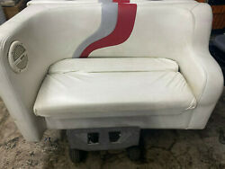 2003 Vip 2402 Suv Voyager Boat Side Seats