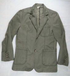 Arturo Calle 3rd Division Vandals Of Style Mens Jacket Blazer M Military Officer