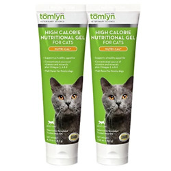 2-pack Nutri-cal For Cats High Calorie Dietary Supplement 4.25-ounce Tube