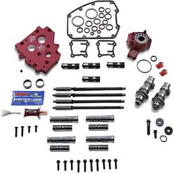 Feuling 7215 Race Series 574 Chain Cam Chest Performance Kit Harley Tc 07-17