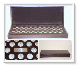 The Medallic History Of American Revolution Silver Set