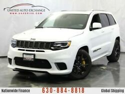 2018 Jeep Grand Cherokee Trackhawk 6.2L Supercharged Hemi V8 SRT  **10 2018 Jeep Grand Cherokee Trackhawk 6.2L Supercharged Hemi V8 SRT  **100k M 1224