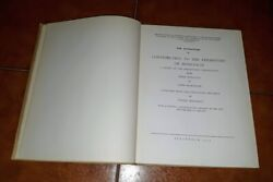 Maringer Contribution To The Prehistory Of Mongolia The Ed. Thule Stockholm 1950