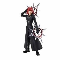 Square Enix Kingdom Hearts Iii Bring Arts Axel Action Figure W/ Tracking New