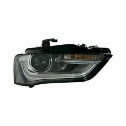 For Audi S4 2012-2016 Replace Au2503184 Passenger Side Replacement Headlight