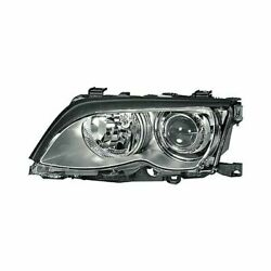 For Bmw 325xi 2002-2005 Replace Bm2502138 Driver Side Replacement Headlight