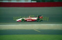 Paul Tracy 3 Lola/ford - 1995 Indy Indianapolis 500 - Vtg Race Negative