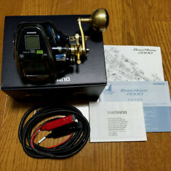 Shimano 18 Beastmaster 2000 Electric Fishing Reel New From Jpan F/s
