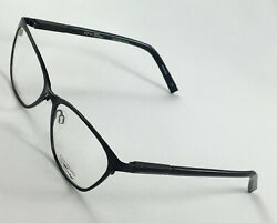 New KATE YOUNG TURA Mod.K309 Black Women#x27;s Eyeglasses Frames 53 16 140 $53.40